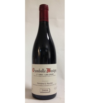 Chambolle Musigny 1er Cru les Cras 2008 - Domaine Georges Roumier