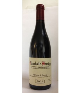 Chambolle-Musigny 1er Cru Les Amoureuses 2005 - Domaine Georges Roumier