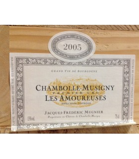 Chambolle-Musigny 1er Cru les Amoureuses 2005 - OWC (6 x 75 cl) - Domaine Mugnier