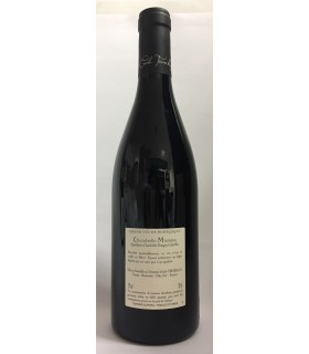 Chambolle-Musigny Les Cabottes 2016 - Domaine Cécile Tremblay