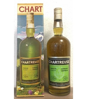 Green Chartreuse - 1973-1985 - Tarragona [with original packaging]