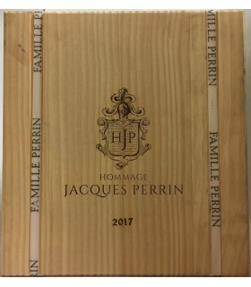 Hommage à Jacques Perrin 2017 (Red) - Famille Perrin - OWC (3 x 75 cl)