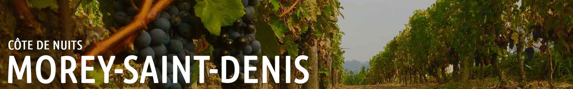 Pleasure Wine: Morey-Saint-Denis Wines